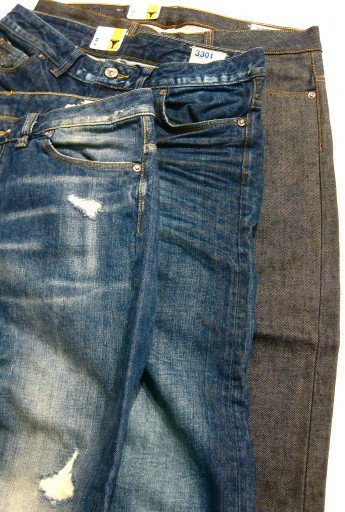 Gstar RAW Red Listing Selvage denim