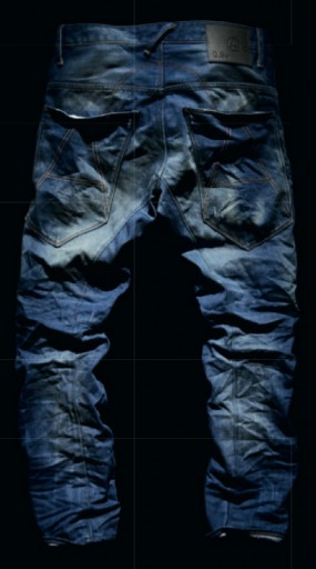 G-star A-Crotch Lexicon Denim