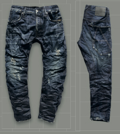 G-star A-Crotch Tapered Lexicon Denim