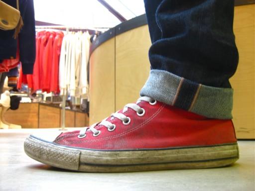 Rehelliset Tamperelaiset punaiset Converset