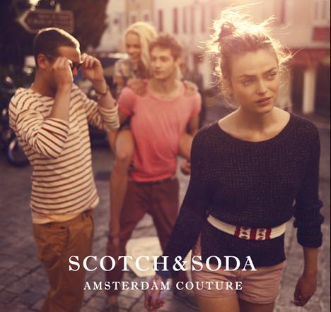 Scotch&Soda Amsterdam Couture