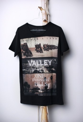 Silent Theory -Valley Vintage tee