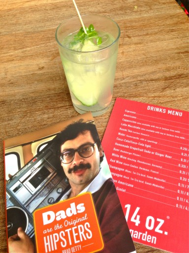 Dads are the original hipster and a moscow mule