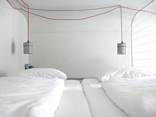 Hippest hotel in Berlin