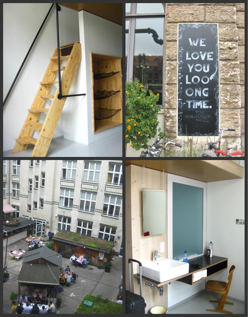 Hotel michelberger berlin inch farkkukauppa - Hotel michel berger berlin ...