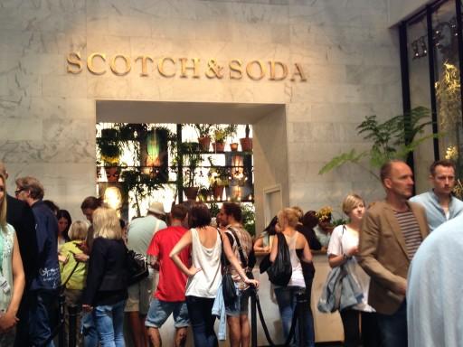 Scotch & Soda vaatteet Studio25 Tampere