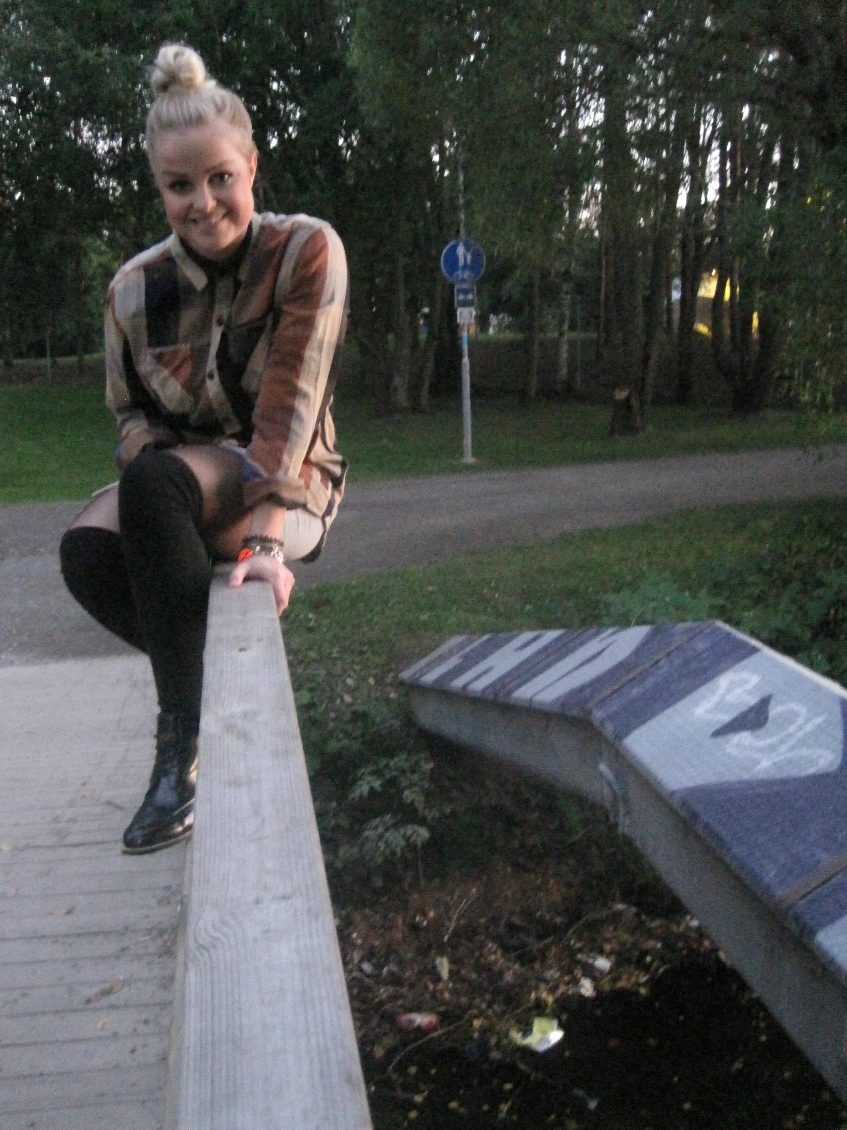 Päivän asu Studio25 Tampere