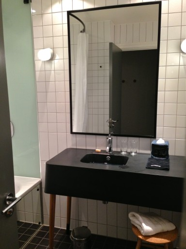 Ace Hotel Shoreditch bathroom