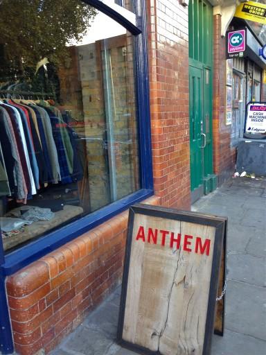 Anthem Lontoo