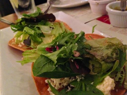 Meksikolaista ruokaa Lontoossa