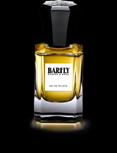 Scotch-Soda Barfly tuoksu Tampereelta