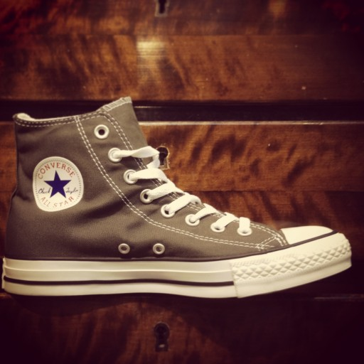Converse All Star High Chuck Taylor Charcoal