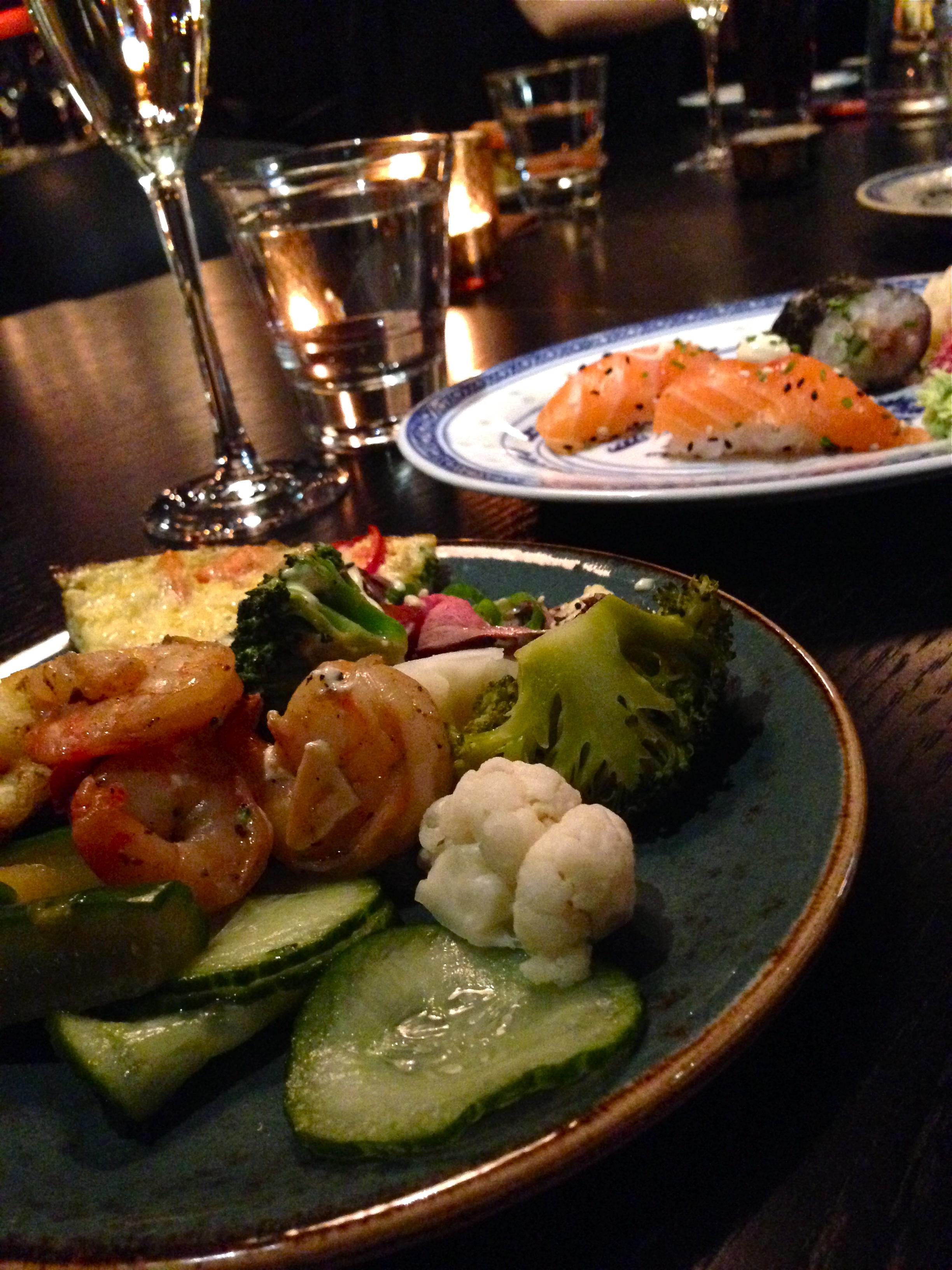 Ravintola Masun brunssi Tampereella