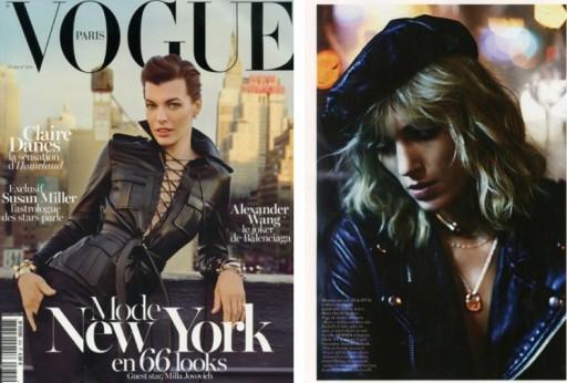 1 Anja Rubik Vogue BLK DNM