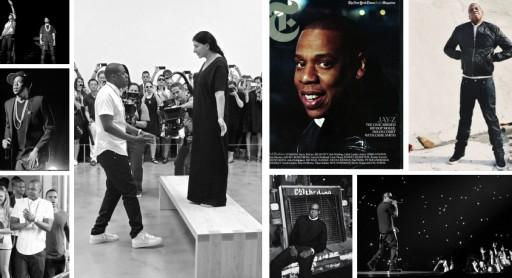 1 Jay-Z BLK DNM