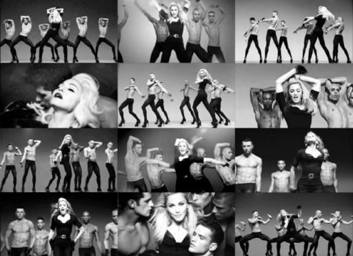 1 Madonna Girl Gone Wild video in BLK DNM