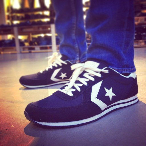 Converse Arizona Racer runnerit INCH Tampere