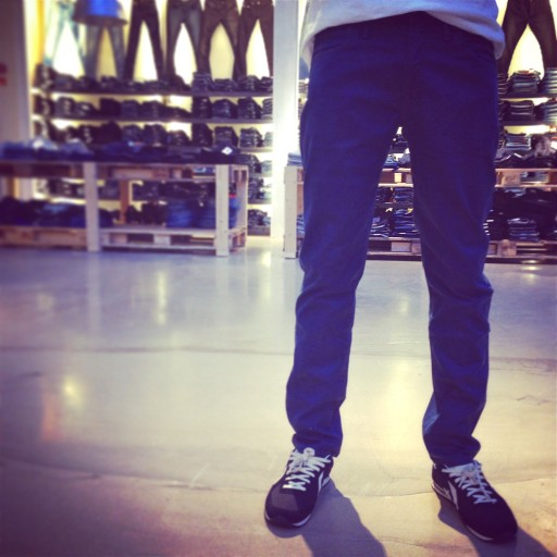 Levis 511 Tapered fit farkkukauppa INCH Tampere