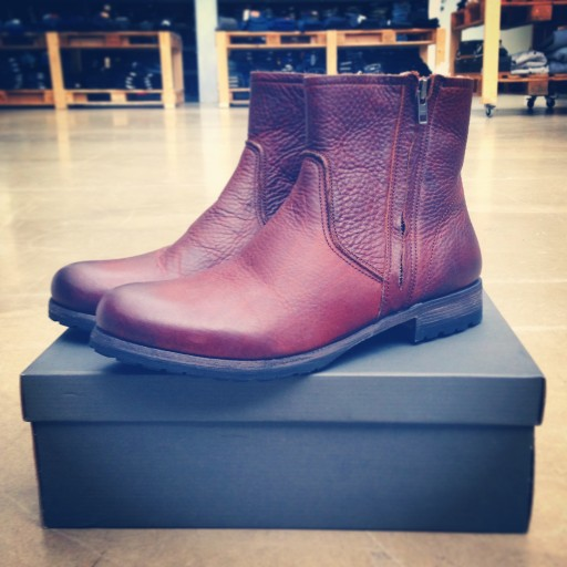 Blackstone kengät Inch Tampere