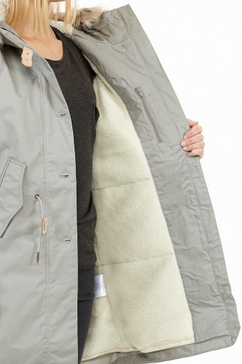 Elvine Fishtail Parka