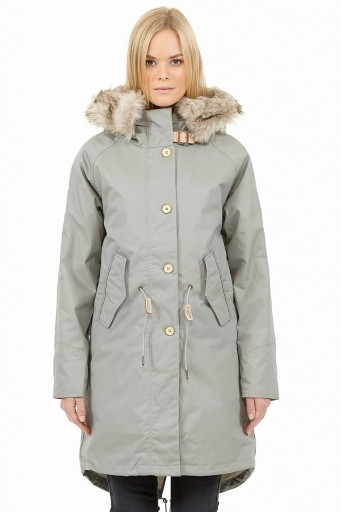 Elvine Fishtail parka Inch