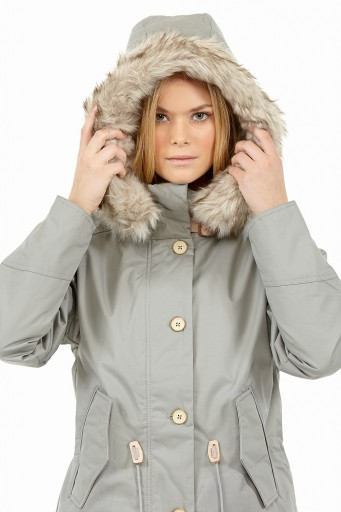 Elvine Fishtail Parka Inchstore