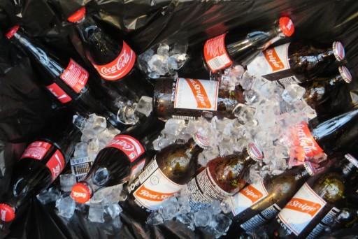 Inch Cokista ja olutta