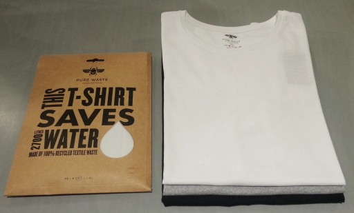 Costo pure waste t-shirt Inch