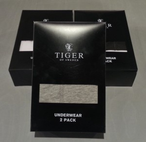 Tiger of Sweden boxerit Inch