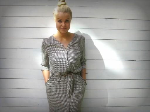 Maison Scotch Kimono Maxi dress 189