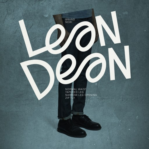 Lean Dean Nudie farkku